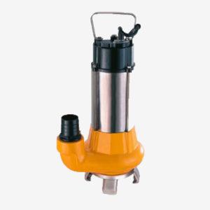 Bomba Submersível Autoescovante-Lameira de 2 Polegadas