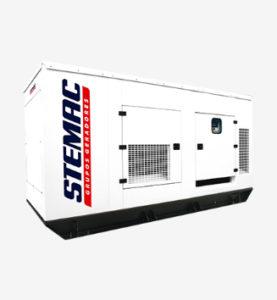 Gerador de energia Stemac 55 kva e 180 kva