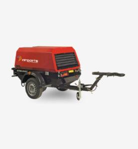Compressor de Ar 300 PCM à Diesel
