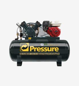 Compressor de Ar de 200 Litros com 140 Libras