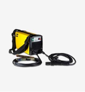 Máquina De Solda Inversora 220i Lhn Plus Esab 220 V