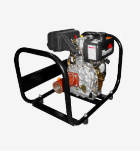 Motor de Acionamento à Diesel para Concreto